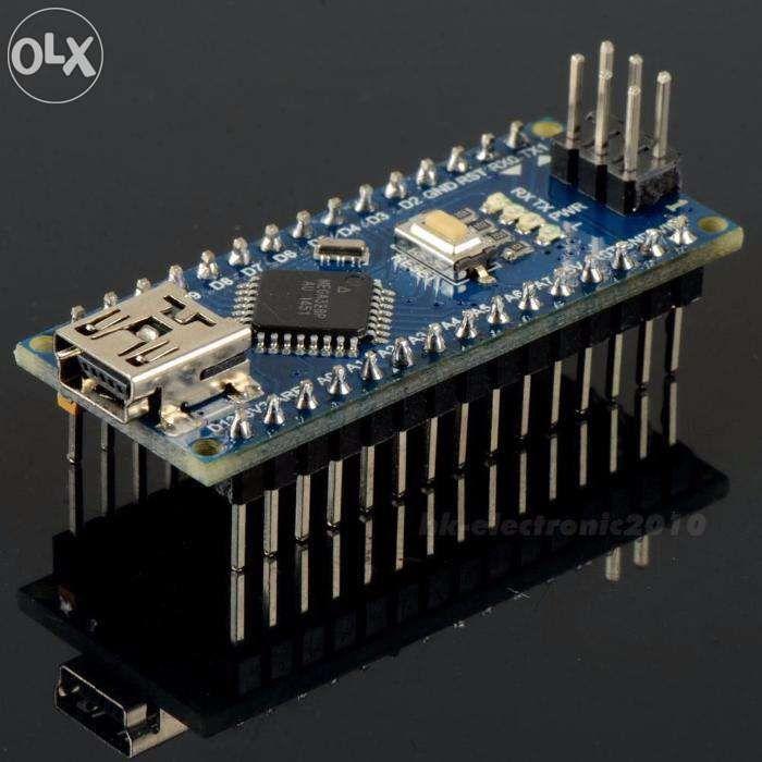 Arduino Nano V3.0 ATmega328 Mini USB + Cabo