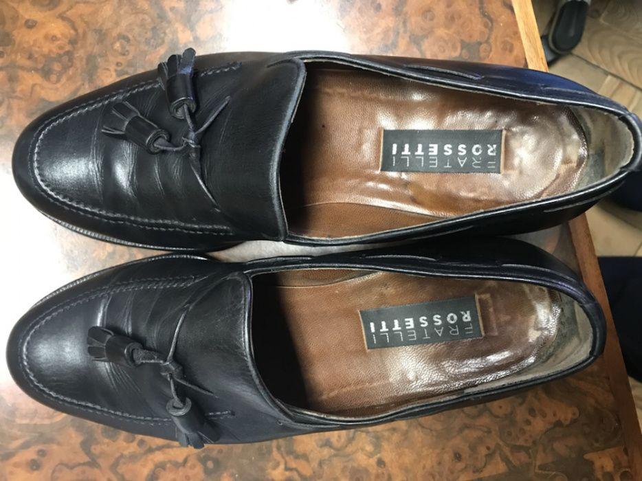 d12feebf44 Sapatos Fratelli Rossetti - Alcântara