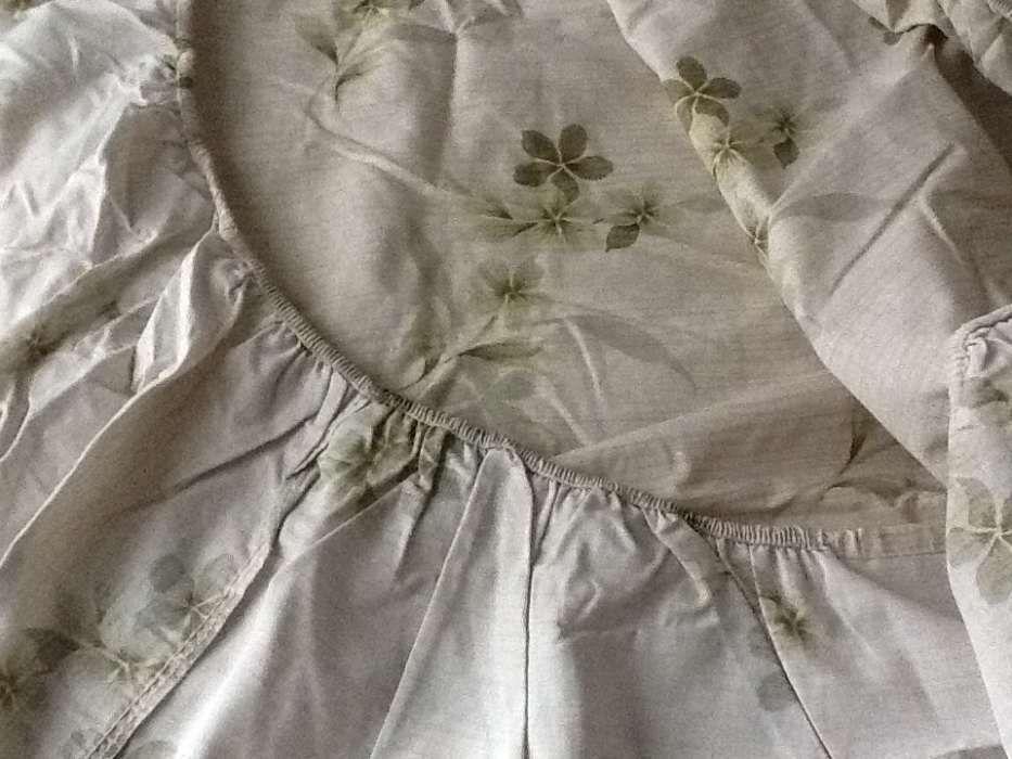 Conjunto de lençóis cama de solteiro NOVOS2