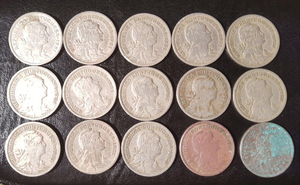 Moedas 50 Centavos 1951 (Bom Estado)