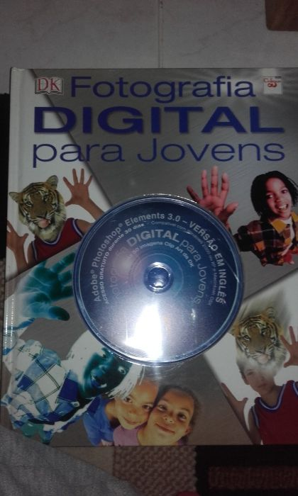 Fotografia digital para jovens