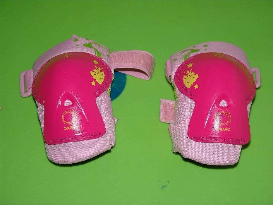 Protecções para Patins / Skate /Trotinete de Criança Leiria, Pousos, Barreira E Cortes - imagem 4