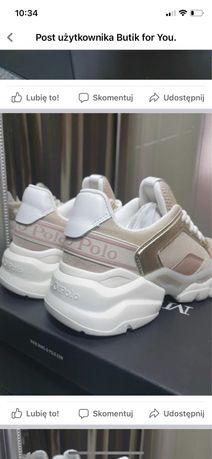 Sneakersy Damskie 39 Buty Olx Pl