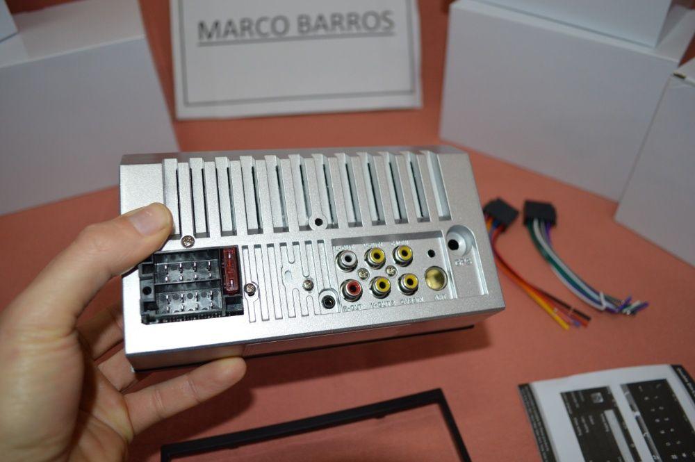 """Rádio 2DIN 7"""" Oferta Câmera + MOLDURA - Bluetooth USB Micro SD Paranhos - imagem 7"""