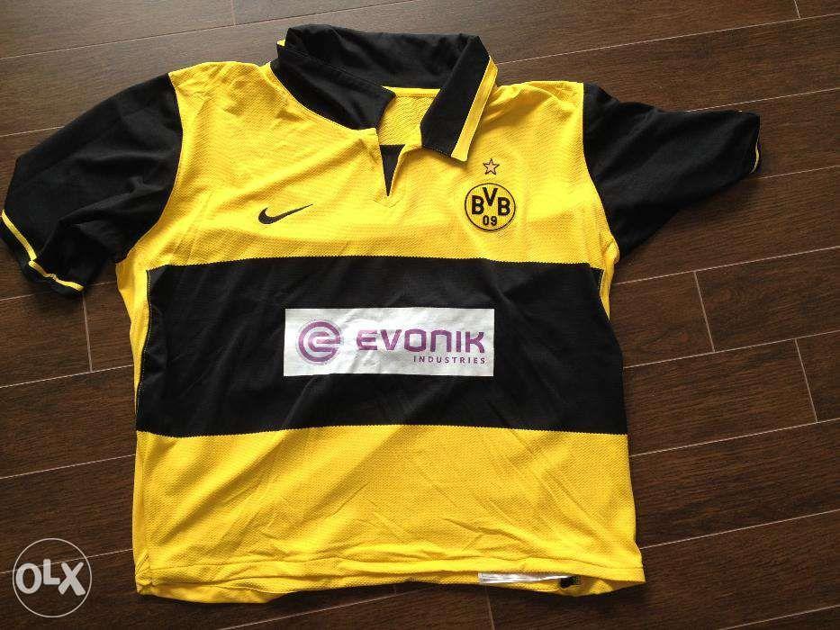 Camisola de Futebol do Borussia de Dortmund - Alemanha Ílhavo • OLX Portugal 793f5d148a184