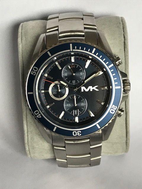 fa438da7d69 Michael Kors - MK - Relógio Crono