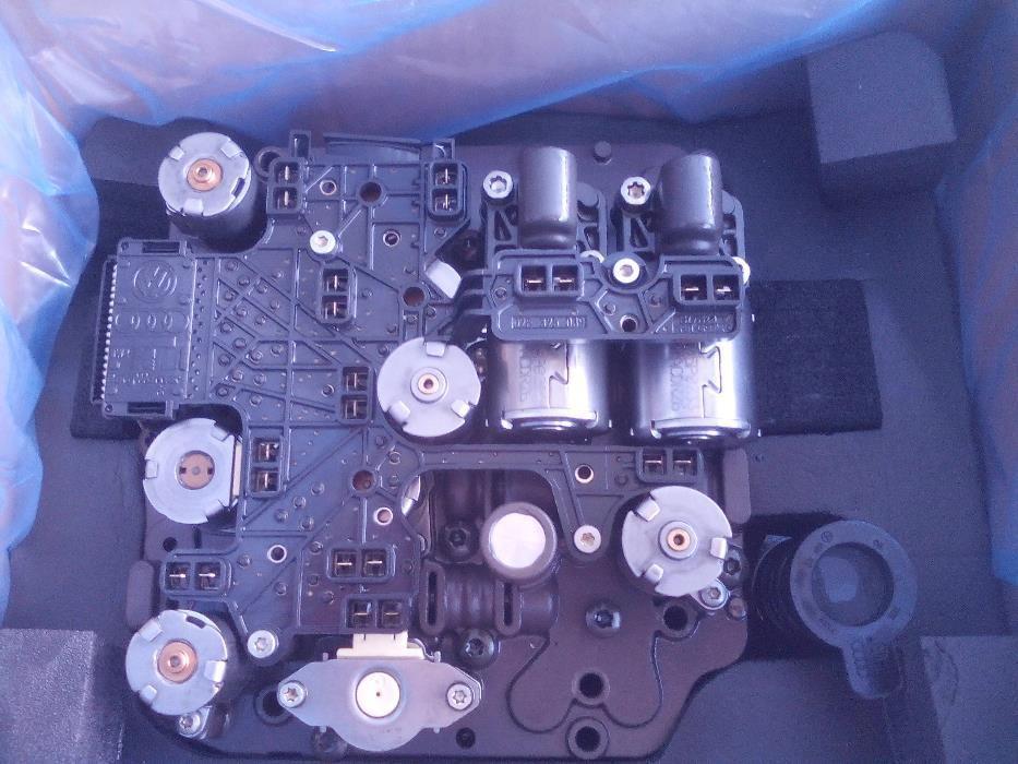Mecatrónica Caixa DSG 6v 2.0TDI VW - Avariada