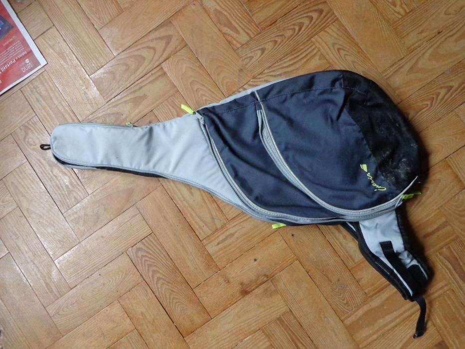 saco mochila tenis