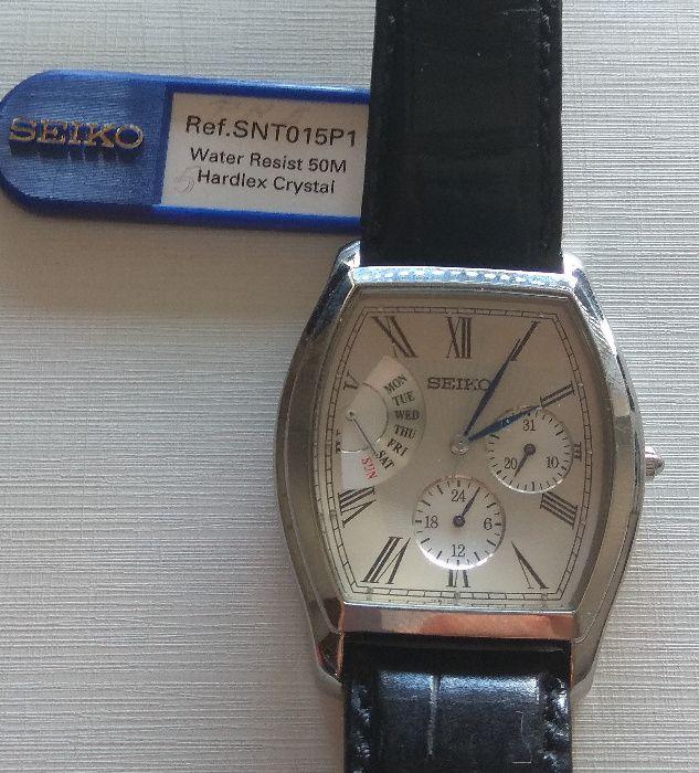 2c097ee20db Relógio Seiko SNT015P1
