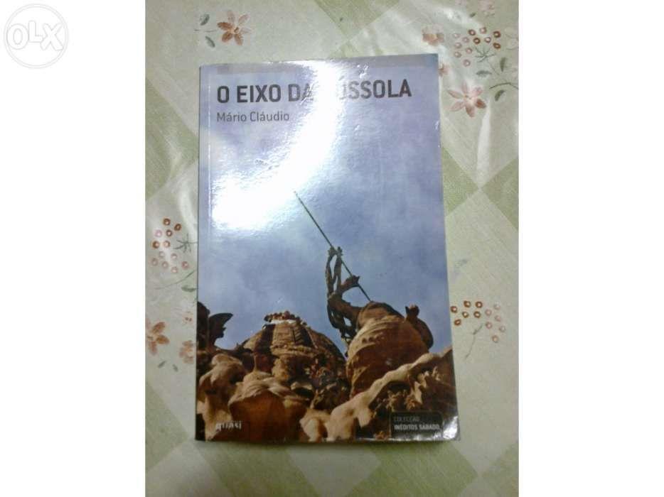 O Eixo da Bússola - Mário Cláudio