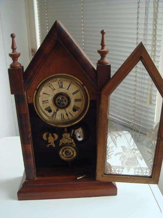 Relógio Capela Muito Antigo Lamego (Almacave E Sé) - imagem 2