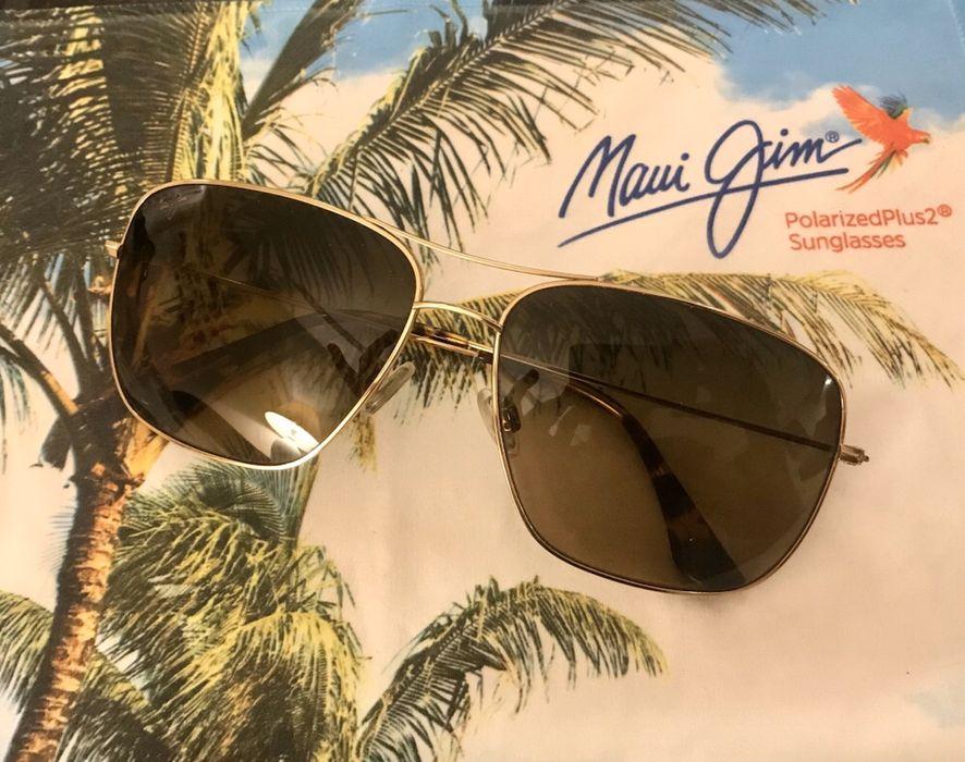 Męskie okulary przeciwsłoneczne Maui Jim 774 16 Wrocław