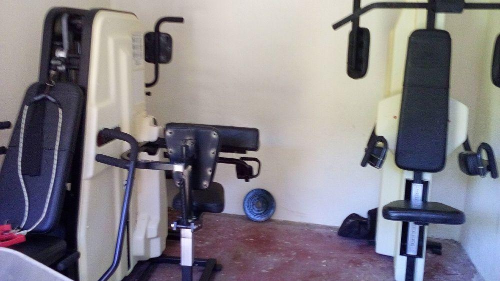 Maquinas de ginásio profissional
