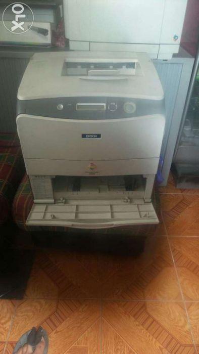 impressora prefissional com toneres