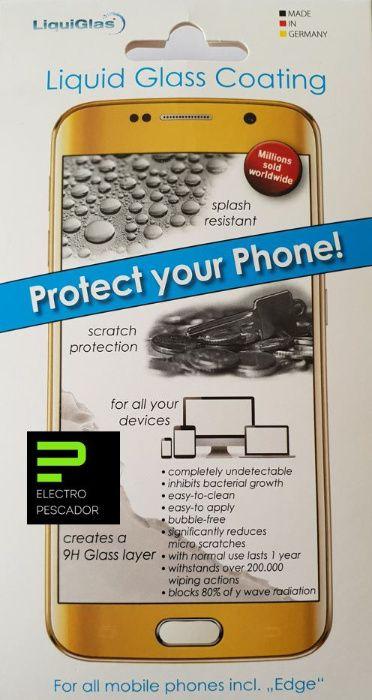 Vidro Liquido - Protetor UNIVERSAL ecrã Telemovel