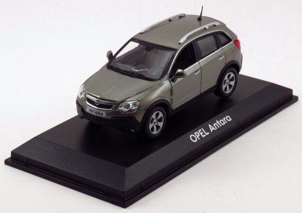 Miniaturas Norev, Opel Antara, Saab 9-2X, 1:43