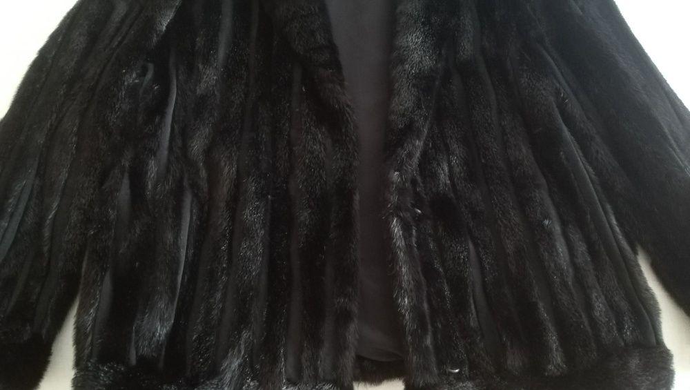 Casaco curto pele de marta Estrela • OLX Portugal