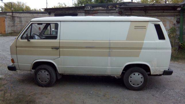 Купить фольксваген транспортер т3 украина сколько стоит стартер на т4 транспортер