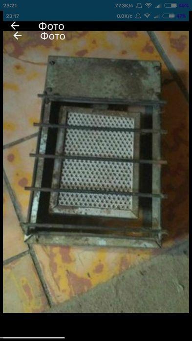Газовая плитка керамическая без регулятора
