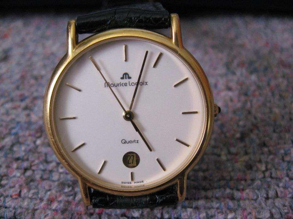 9374e8a193a Maurice Lacroix relógio de senhora. Exclusivo Colecionável Vintage