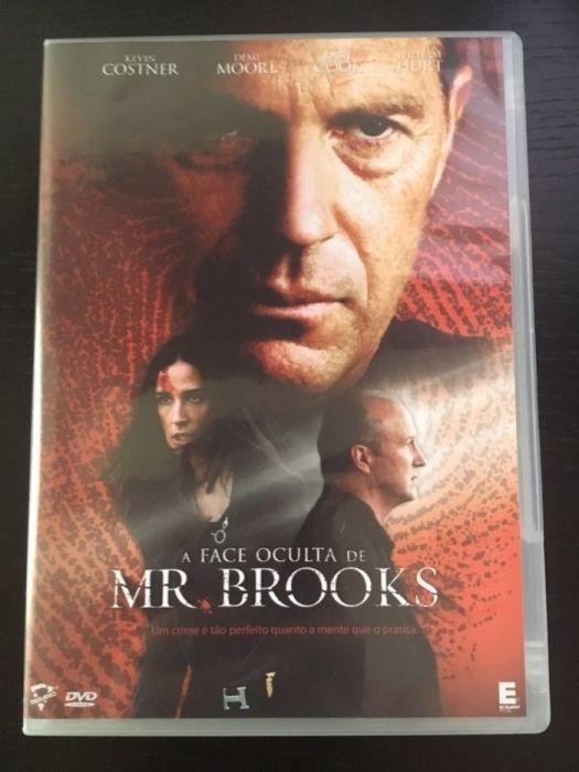DVD Filme Mr. Brooks