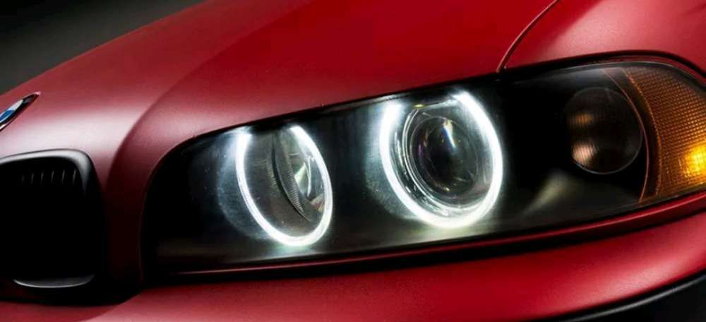 Led Angel Eyes para BMW E39, E46, E60. E90, E91, E92, etc