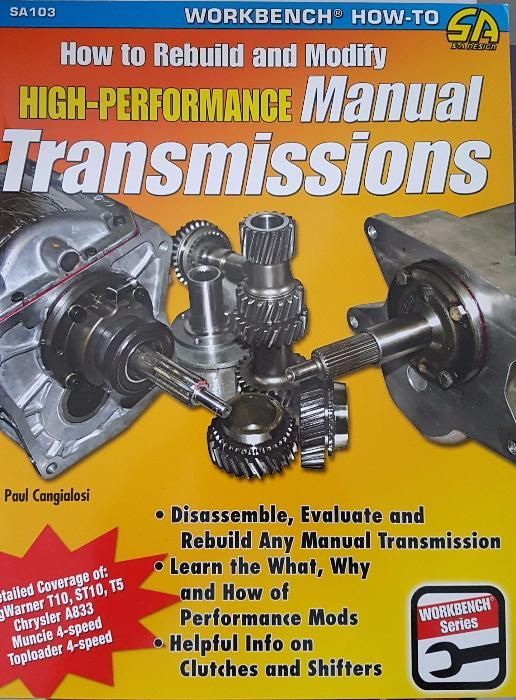 """How to rebuild and modify high-performance manual transmissions""."