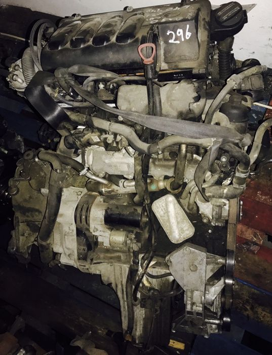 Motor Mercedes A B 180cdi 640.940