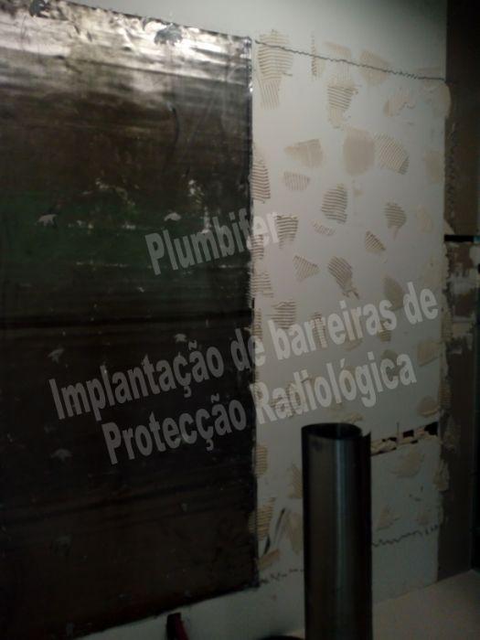 Chumbo para blindagem de salas de RaioX e outros Mafamude E Vilar Do Paraíso - imagem 2