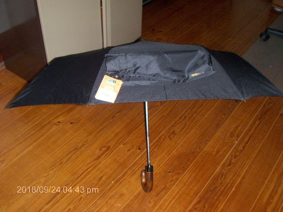 Mini Guarda chuvas Preto
