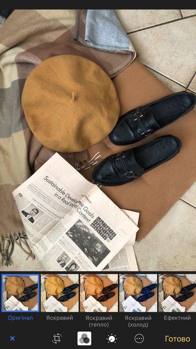 Лофери gucci мюли кожа, туфли, босоножки, мокасины балетки сабо