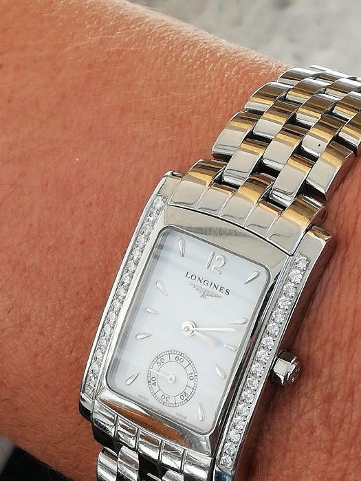 045d5e708ec Relógio Longines praticamente novo