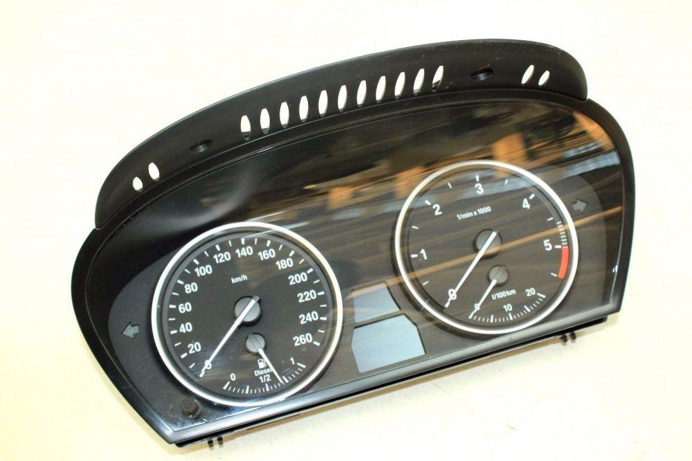 """Quadrante BMW Série 5, 6 E60 """"novo"""" 0 kms 520 530"""