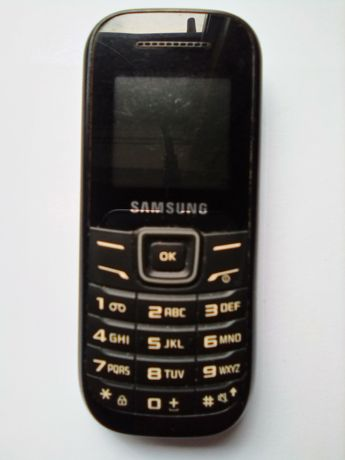 Samsung GT E1200i União de Freguesias da cidade de Santarém