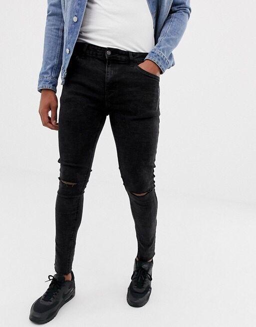 Качественные джинсы bershka skinny fit ускачи узкачи штаны брюки