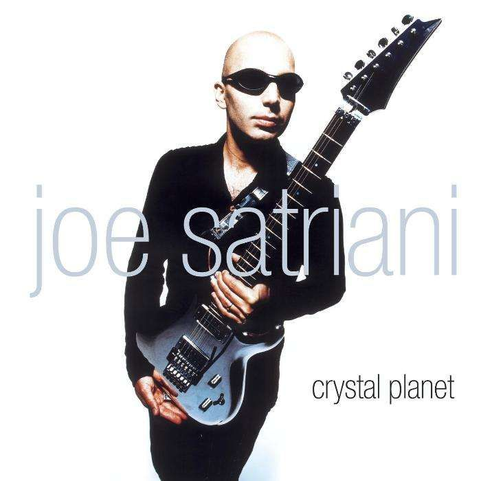 Joe Satrini - Crystal Planet