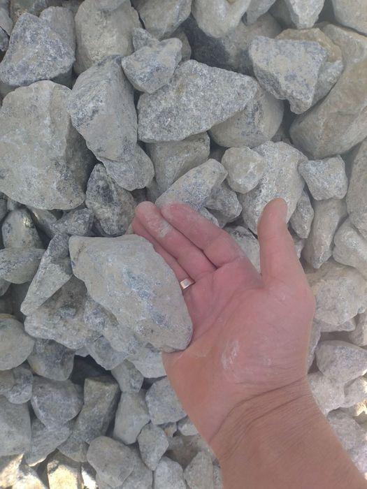 Щебень армянский, вторичный, гранитный, камень, Бут, песок, отсев..