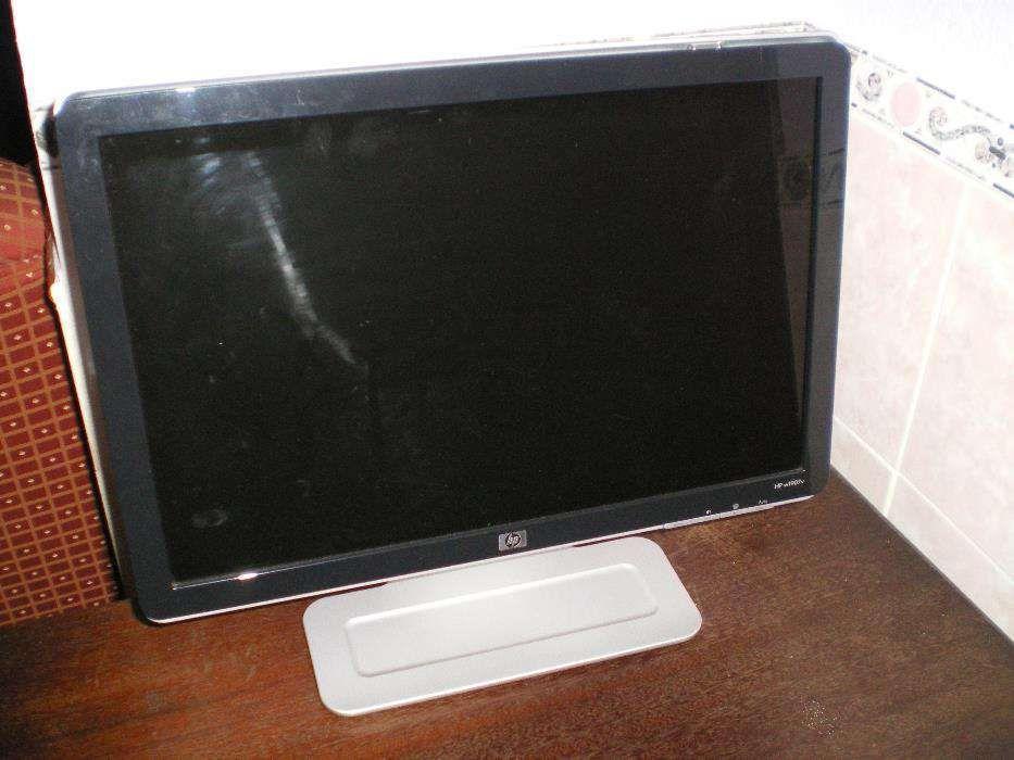 monitor hp w1907v para peças