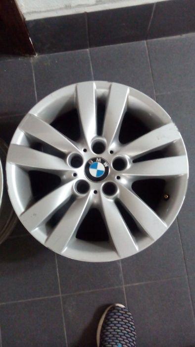 Vendo jantes BMW 17'