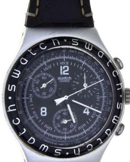 b10d2f2f072 Relógio Swatch Irony High Tail Aldoar
