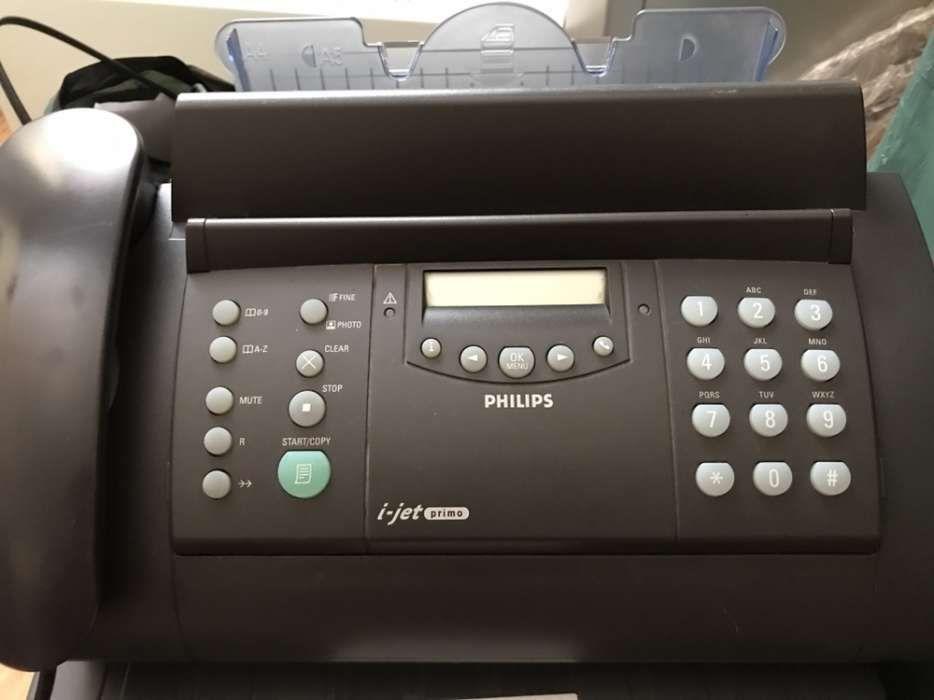 Vendo telefone fax