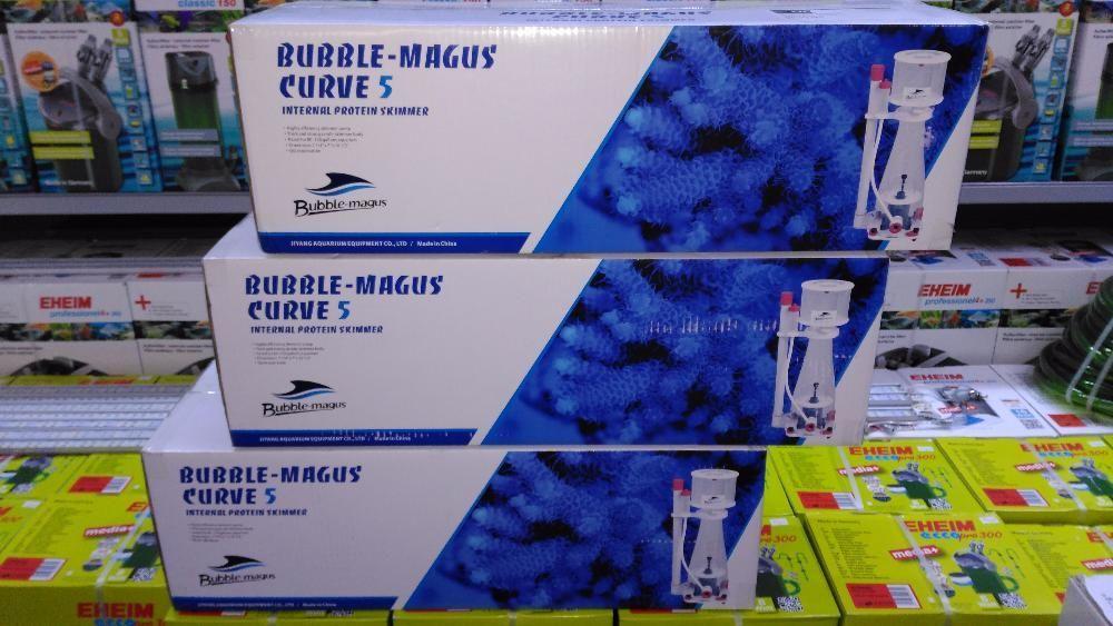 Skimmer bubble-magus curve 5 para aquario de agua salgada Maia - imagem 1
