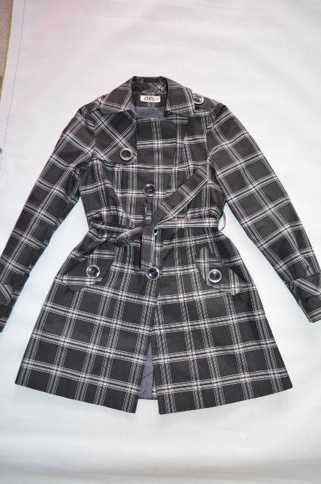 płaszcz damski czarny lublin