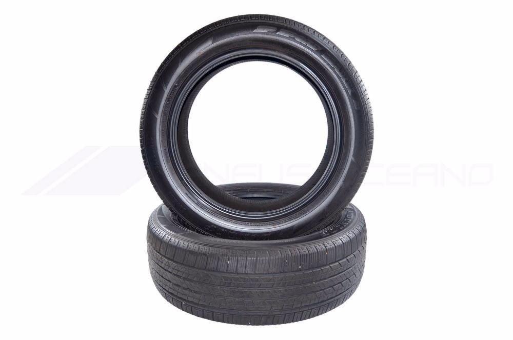 Conjunto 4 Pneus Semi-Novos/Usados Dunlop (P389)