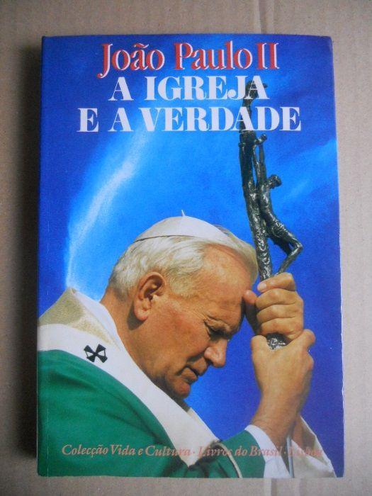 4 Livros de João Paulo II - Novos