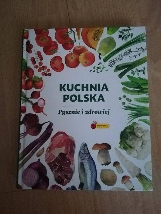 Nowa Kuchnia Polska Pysznie I Zdrowiej Biedronka Ksiazka Kucharska Widawa Olx Pl