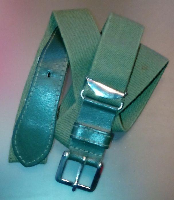 Cinto de elástico verde