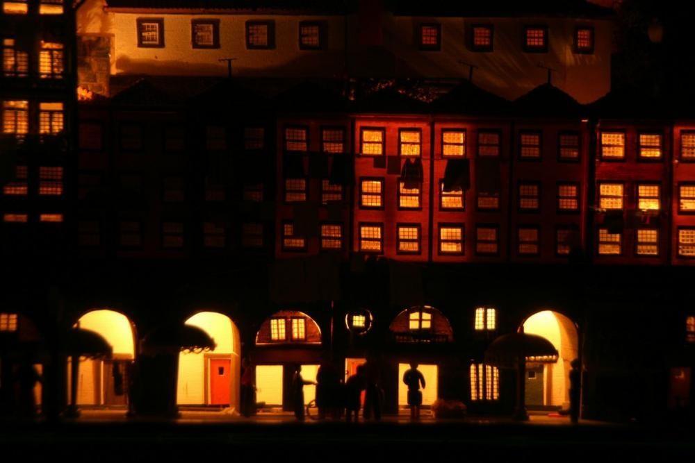 Ribeira do Porto miniatura gigante em 3D ! Cedofeita, Santo Ildefonso, Sé, Miragaia, São Nicolau E Vitória - imagem 5