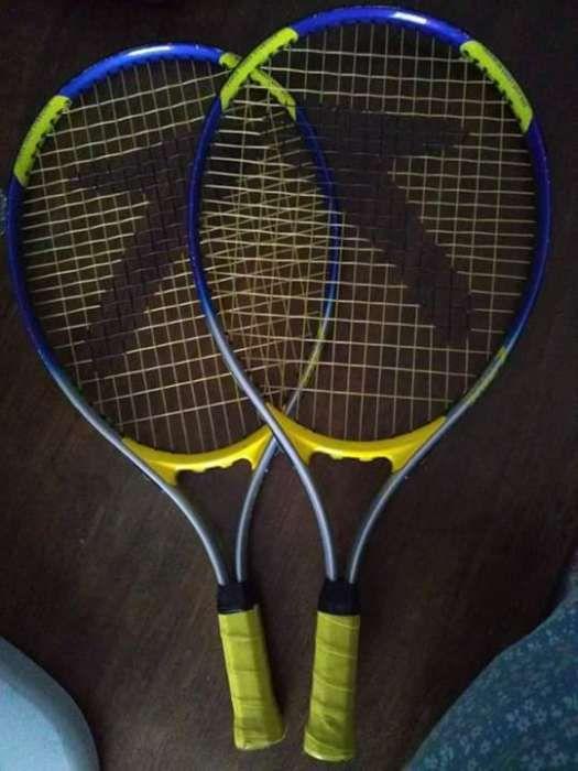 2 Raquete de ténis