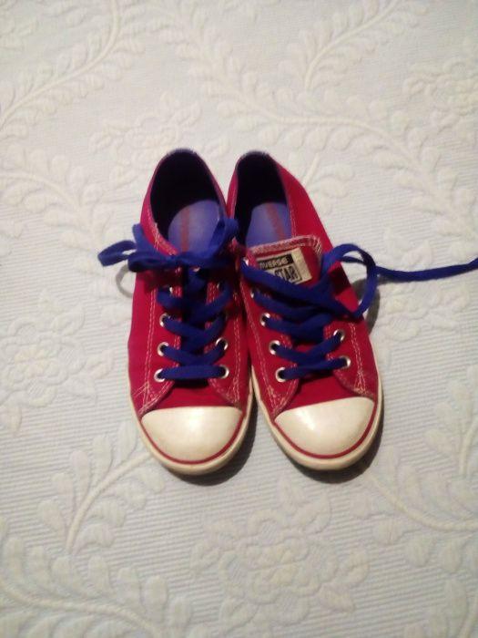 Sapatilhas originais adidas, converse e Nike Santa Marinha E